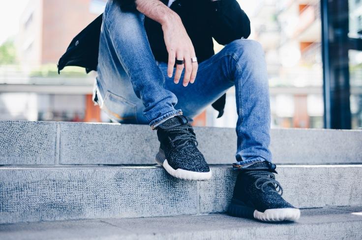 Sneakers: Adidas Tublar X Primekit
